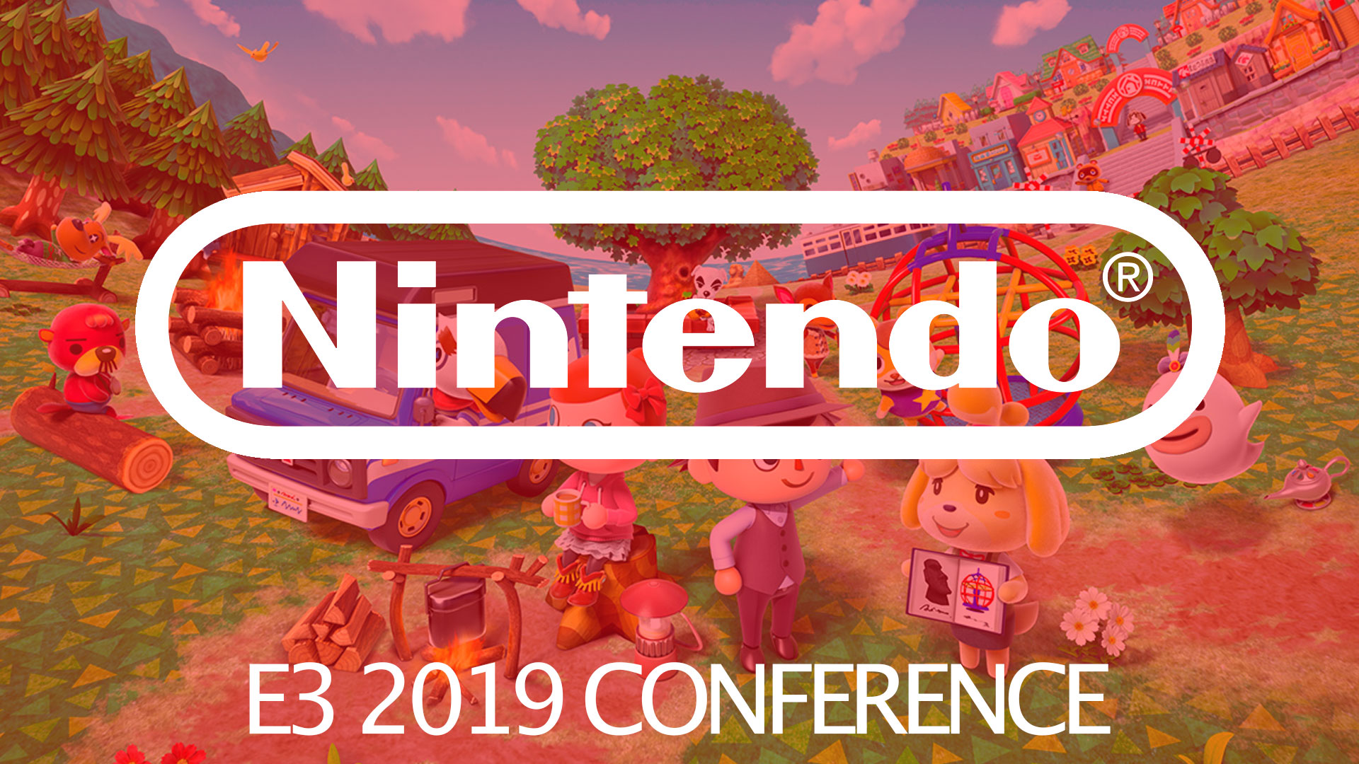 Watch Nintendo's E3 2019 Direct Presentation
