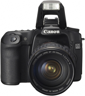 Canon EOS 50D DSLR