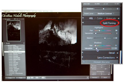 Black and White Conversion – 3 Options in Adobe Lightroom