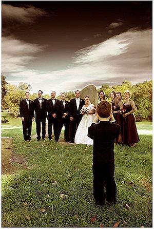 Wedding Photography - Tutorials for Wedding Photographers