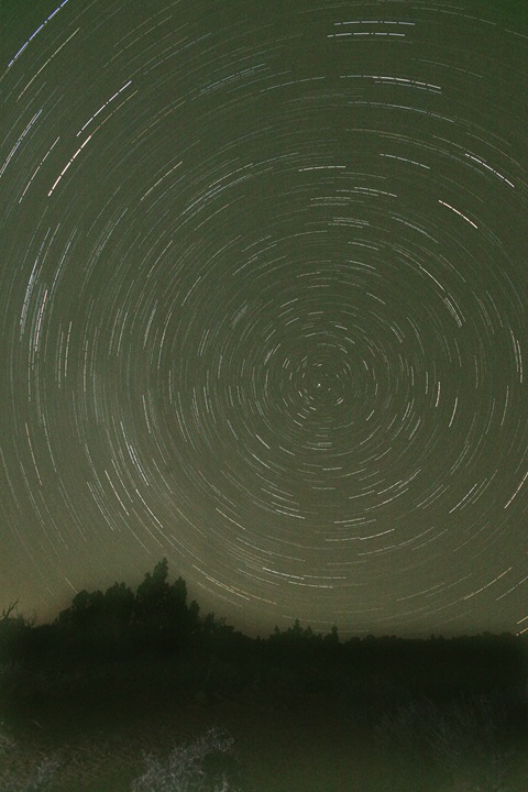 4 Steps To Creating Star Trails Photos Using Stacking Software