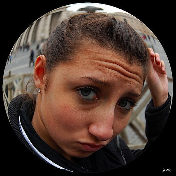 How to Make a Bubble Portrait using Photoshop CS3
