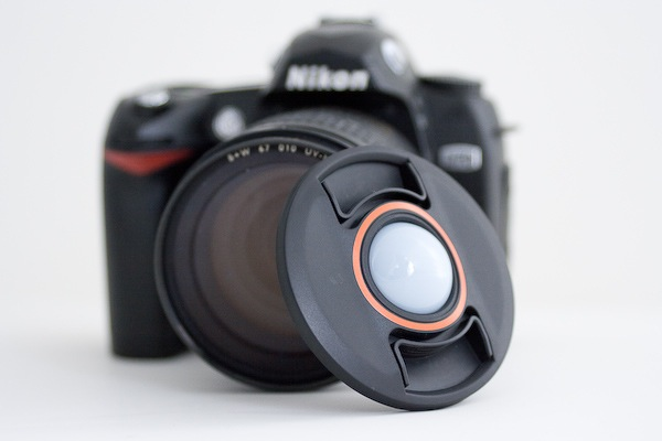 White Balance Lens Cap – Perfect White Balance in Every Lighting Situation
