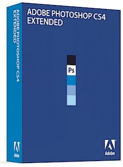 Photoshop CS4 Extended serial key or number