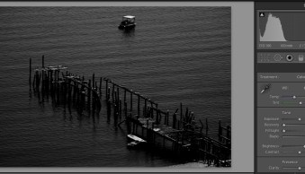 How to Make High Contrast Black & Whites in Adobe Photoshop Lightroom 2