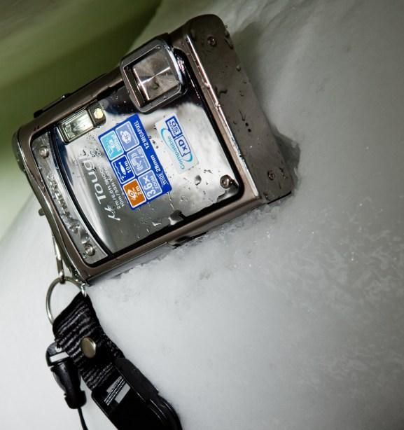 On Ice, Sir?