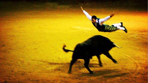 Jump Image by Antonio Martínez