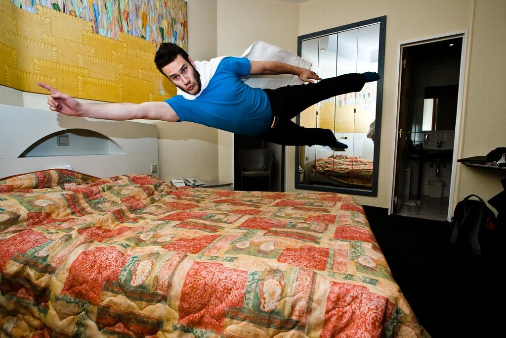 Jump Image by Éole
