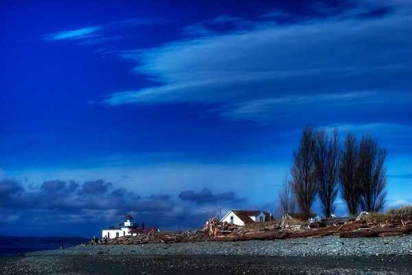 Discovery Lighthouse by wildpianist
