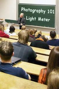 Photo 101.8 Light Meter