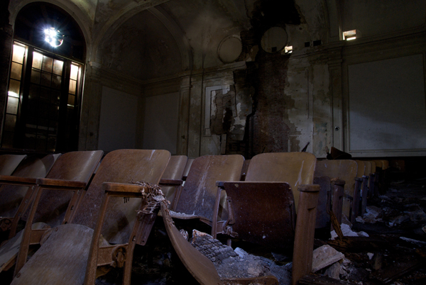 Auditorium by Chris Folsom