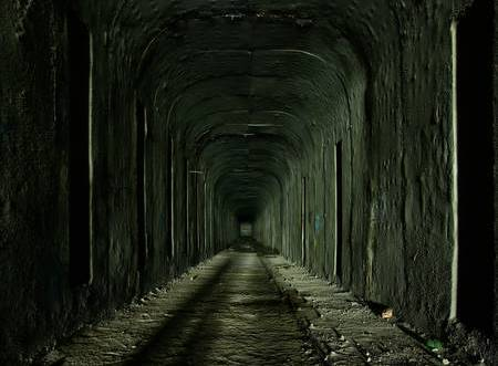 Tunnel to Nowhere by Zach Fein