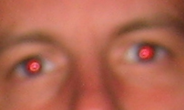 how to remove red eyes with gimp