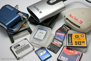 The Different Methods Of Cleaning Memory Cards