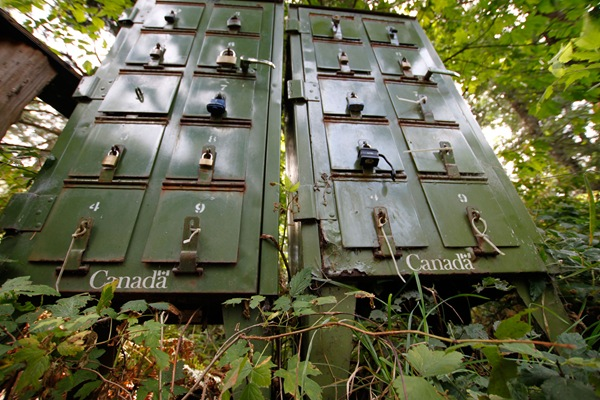 Rural Postboxes