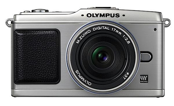 Olympus PEN E-P1 Review