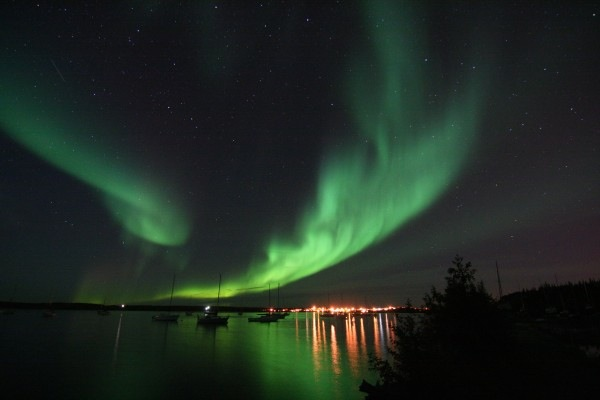 Photographing the Aurora Borealis – i.e. Northern Lights