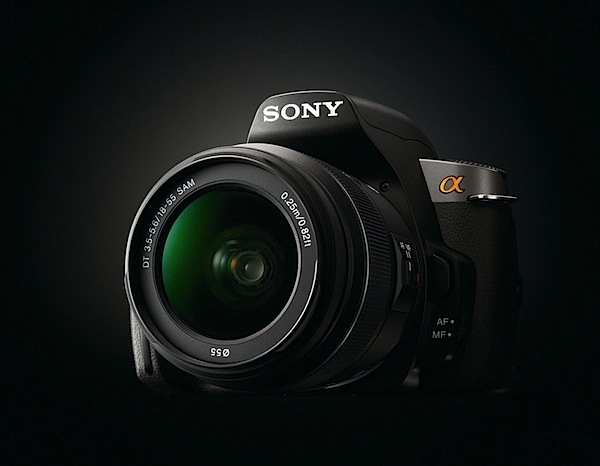 Sony Alpha A380 Review