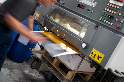 Do you use a professional print house?