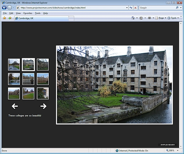 How to Create Quick and Easy Web Slideshows with Lightroom