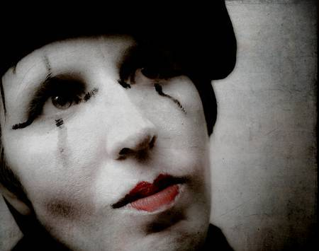 If you shoot at mimes, should you use by Sarah Mercer