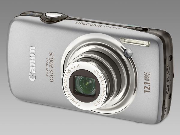 Canon PowerShot SD980 / IXUS 200 IS Review