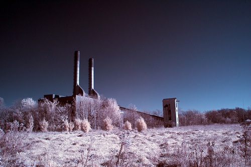 Power Station by Chris Folsom