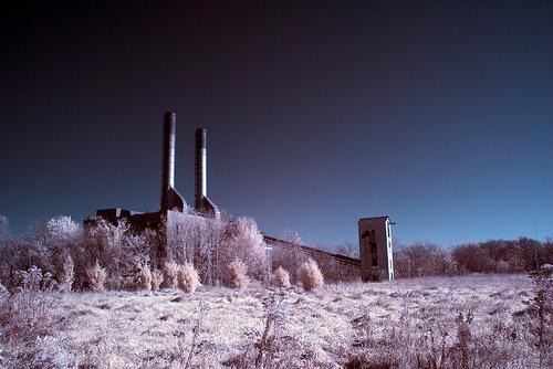 Power Station by Chris Folsom