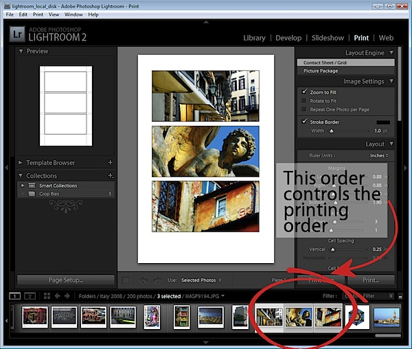 Arrange Files Your Way in Lightroom