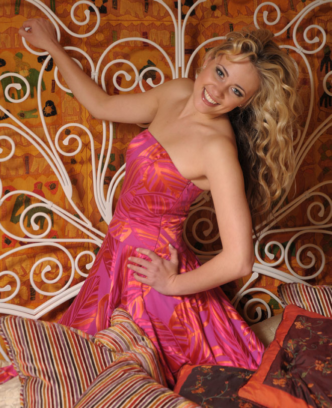 Natalie Johnson fashion 2
