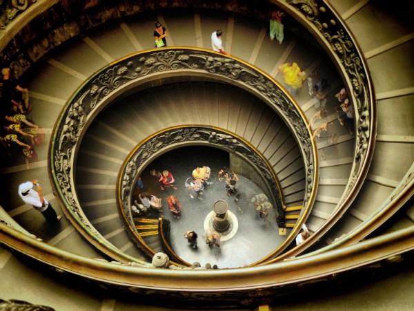 Image: Vatican Museum. Ferragosto 2008 - by Perrimoon