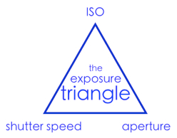 Exposure Triangle – What Shape is Yours?