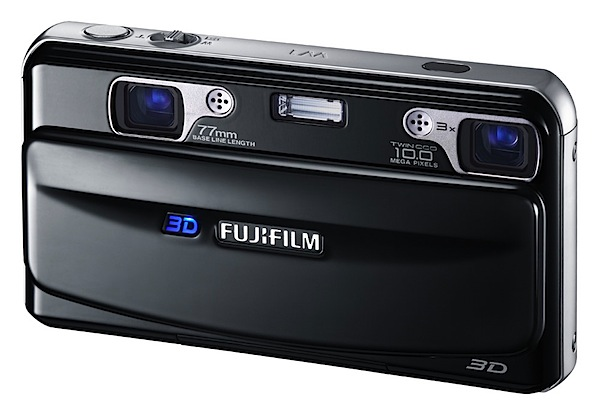FUJIFILM FinePix REAL 3D W1 System [REVIEW]