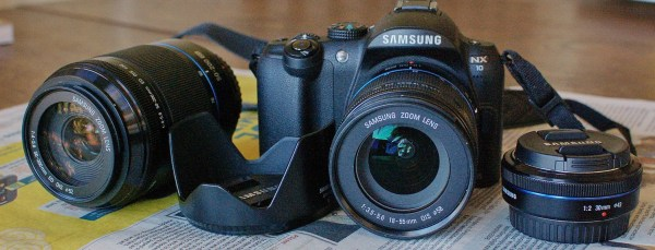SAMSUNG NX10 – RAISING THE STAKES