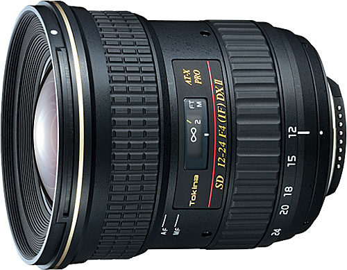 Tokina 12-24mm f/4 AT-X Pro DX II LENS - bargain ultra-wide?
