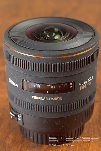 Sigma 4.5mm Fisheye – What's it like?