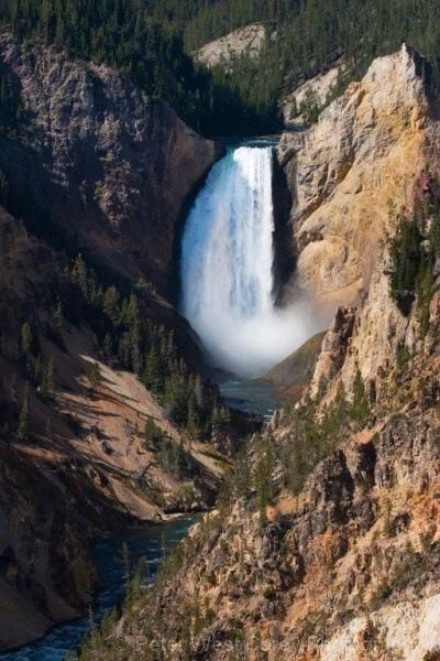Yellowstone Falls, USA