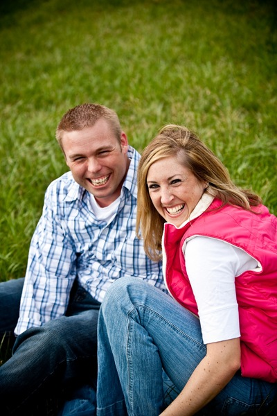Engagement Portrait Posing Tips