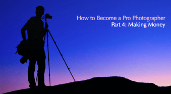 Turning Pro: Part 4 – Money making ideas