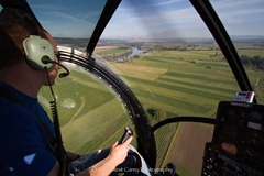 Banking Over The Snohomish Valley