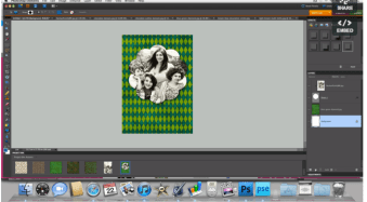 Greeting Card Templates in PS or PSE