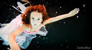 An Interview With Underwater Portrait Photographer Sacha Blue