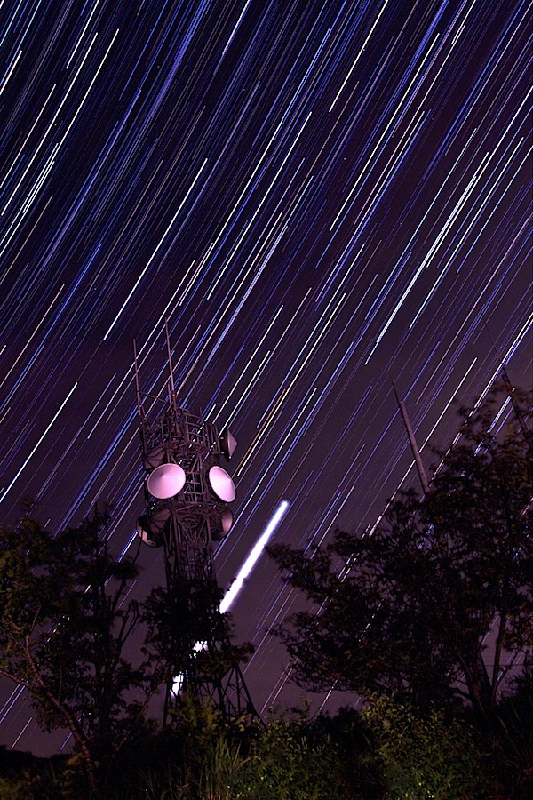 An Introduction to Shooting Stars Trails