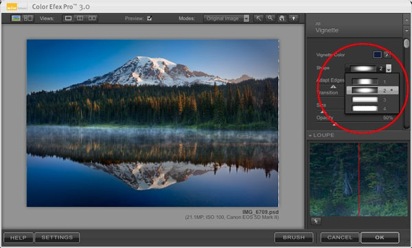 Using Nik Color Efex Pro to Draw the Viewer Into Your Image