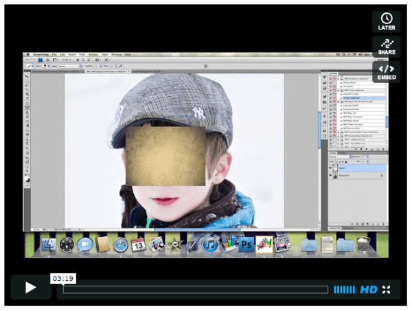 Photoshop - Inverting your Layer Masks