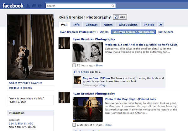 What Every Photographer Needs to Know About Facebook