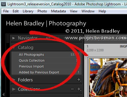 8 Important Things to know about Lightroom Collections