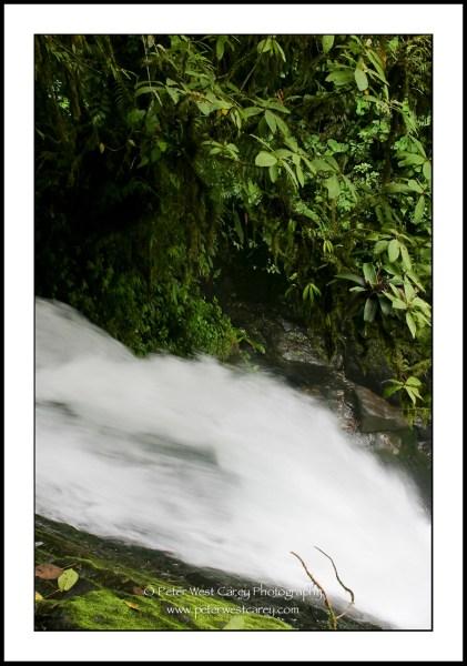 Image: Falls - Costa Rica