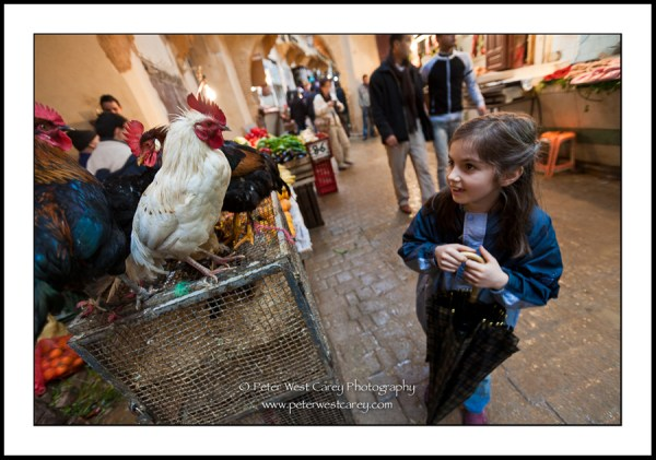Image: In The Souq - Fes, Morocco
