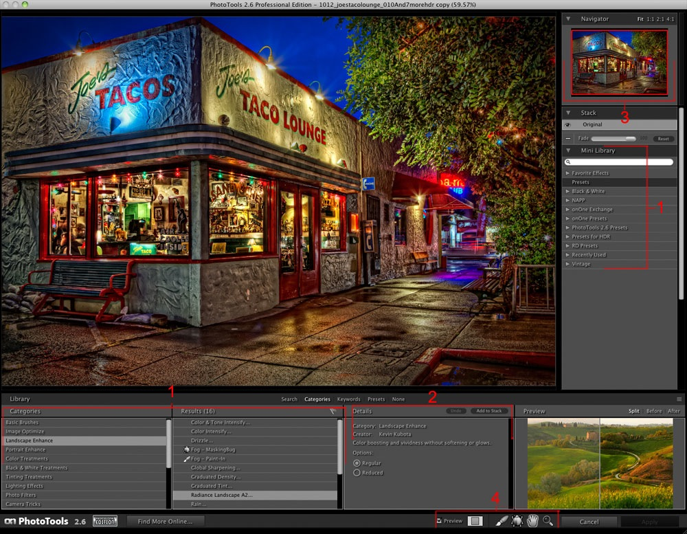 Coloring Effects Online : Nik color efex pro vs. onone photo tools: a not so brief comparison